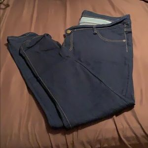 Rue21 + skinny jeans